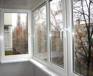Остекление лоджии и балконов Казань